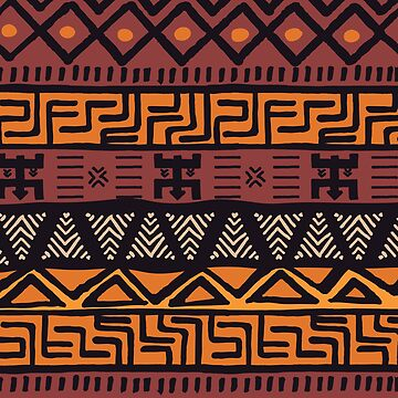 African pattern by omar77