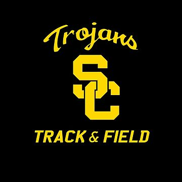 USC Track & Field (blackout) (modern) by ShopGirl91706