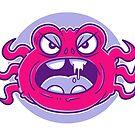 Alien Monster! by strangethingsA