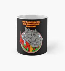 Great Stone Dragon Mug