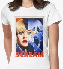 SCREAM Women's Fitted T-Shirt