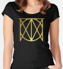 JUSTIN TIMBERLAKE Women's Fitted Scoop T-Shirt