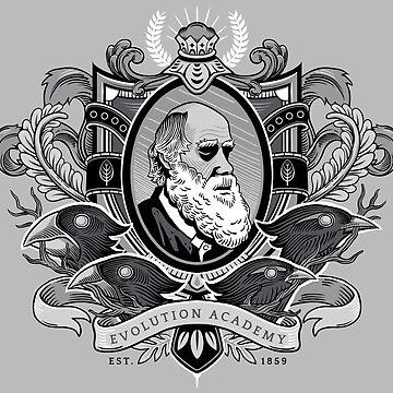 Evolution Academy by dv8sheepn