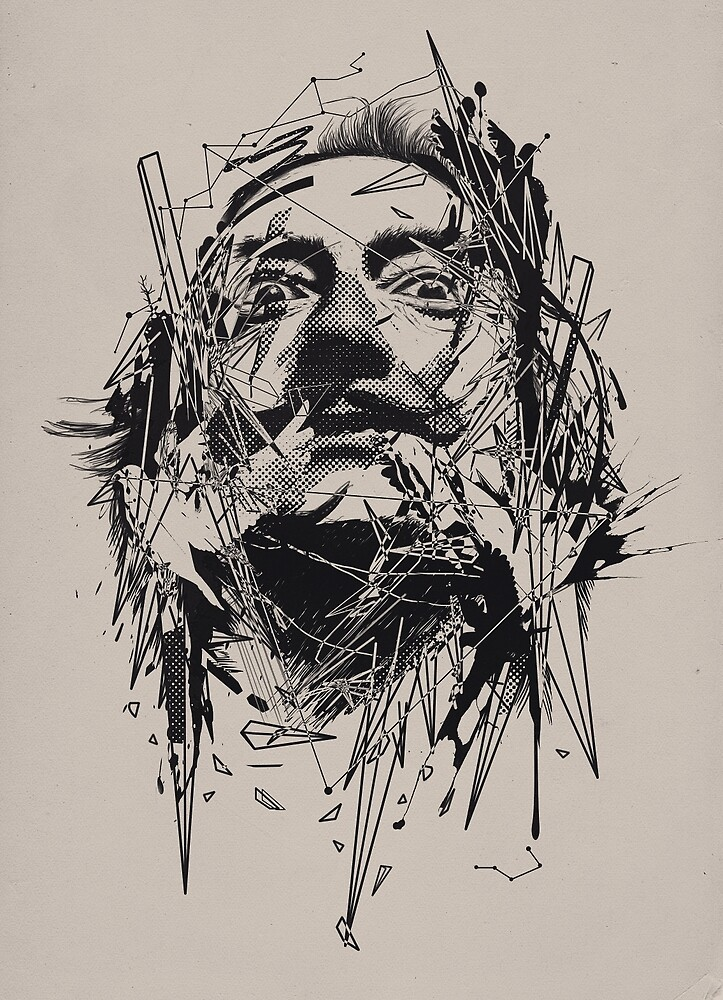 Dali by nicebleed