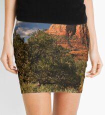 Sedona Red Rocks Mini Skirt