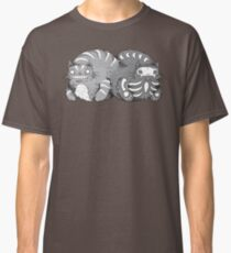 Quantum Cat Curiosity Classic T-Shirt