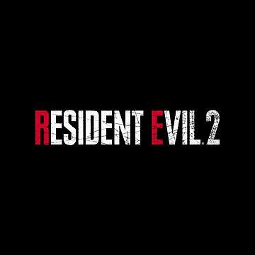Resident Evil 2 Remake Logo by MammothTank