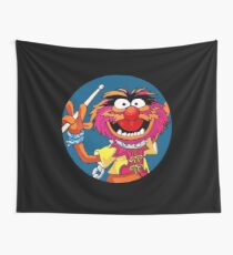 THE WORLD'S GREATEST DRUMMER Wall Tapestry