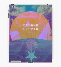 Demand Utopia iPad Case/Skin