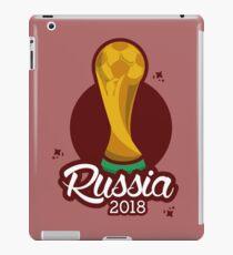 Russia 2018 World Cup iPad Case/Skin