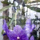 «El misterio púrpura ha sido capturado» de lucielitchi