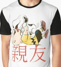 friendship  snoopy Graphic T-Shirt
