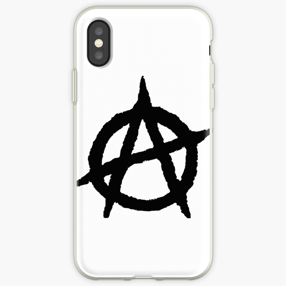 Anarchy iPhone Case & Cover