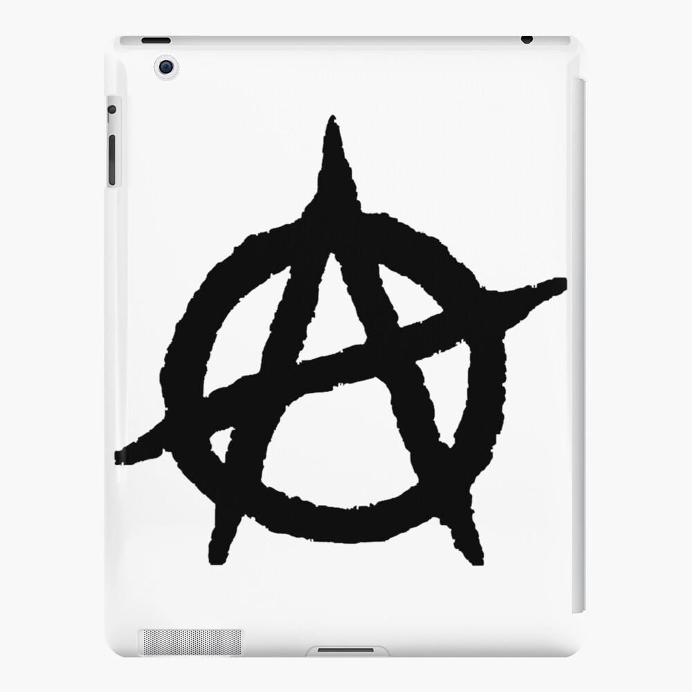 Anarchy iPad Case & Skin