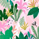Into the jungle - sunup by Gale Switzer