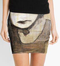 portrait of the assassin Mini Skirt