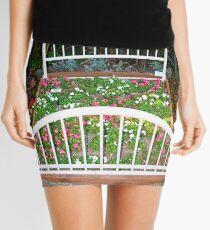 FlowerBed Mini Skirt