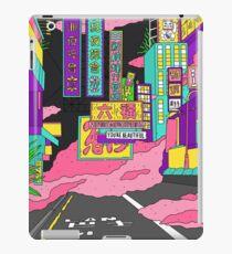 Flüssiges Neon iPad-Hülle & Klebefolie