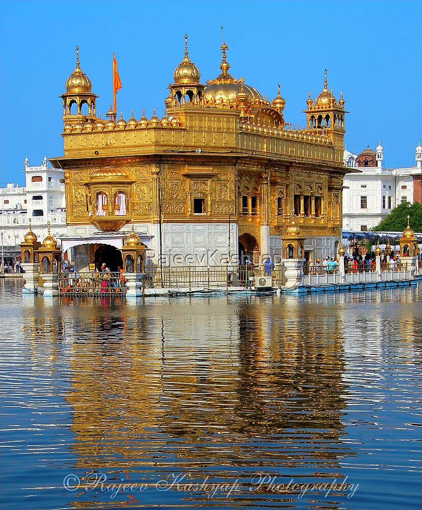 The Golden Temple by RajeevKashyap