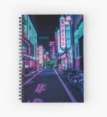 Tokyo - A Neon Wonderland Spiral Notebook