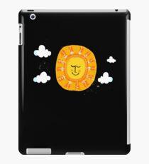 Smiling Sun iPad-Hülle & Klebefolie