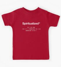 Spiritualized And Nothing Heart Morse Kids Tee