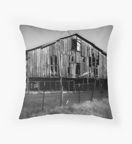 Lost Hands Throw Pillow