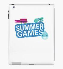 Summer Games iPad-Hülle & Klebefolie