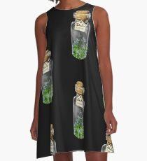 Athelas plant A-Line Dress