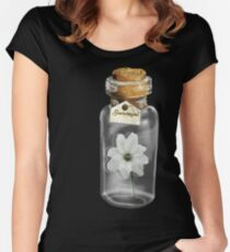 Simbelmyne - Rohan's funereal flower Women's Fitted Scoop T-Shirt