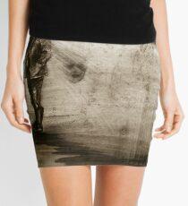 lone gunman Mini Skirt