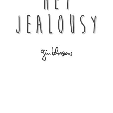 Gin Blossoms // Hey Jealousy by carano