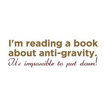 Funny Book Reading Joke by rott515