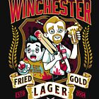 Fried Gold Lager by Nemons