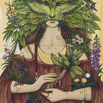 Mandragora Mother by NadiaTurner