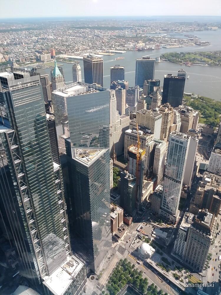 Manhattan, New York, NYC, #Manhattan, #NewYork, #UNC, skyscrapers, #skyscrapers by znamenski