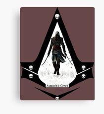 Assassins'Creed Black Flag Canvas Print