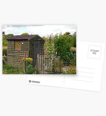 The Garden Shed Postcards