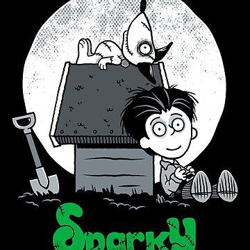 Sparky by Nemons
