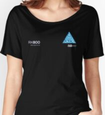 RK800 Women's Relaxed Fit T-Shirt