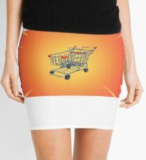 Fortnite Shopping Cart Mini Skirt