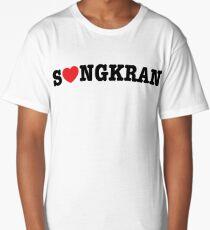 S❤NGKRAN Long T-Shirt