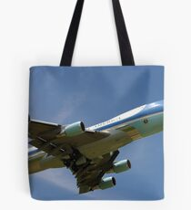 Safe Trip Mr. President Tote Bag