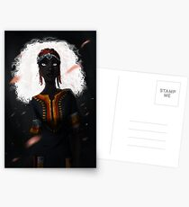 Zelié From Children of Blood and Bone Postcards