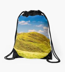 panorama of Krasna mountain ridge Drawstring Bag
