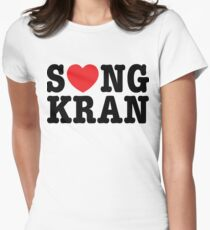 S❤NGKRAN Women's Fitted T-Shirt