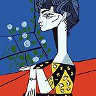 Picasso # 1 von ShaMiLaB
