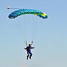 Skydiving  by Savannah Gibbs