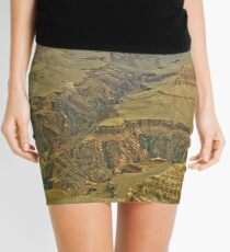 The Grand Canyon Series  - 2 Down in the Valley Mini Skirt