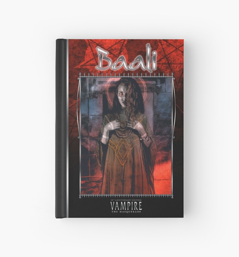 Masquerade Bloodline: Baali V20 by TheOnyxPath